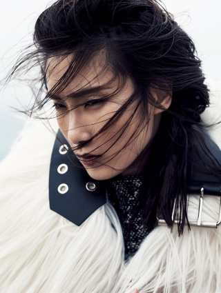 Vogue China Oct 2015